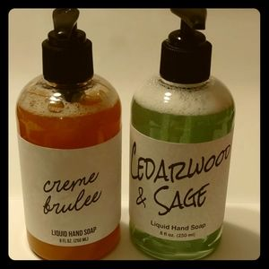 Set of 2 Hand Soaps